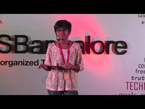 From Mumbai's red light district to the USA: Shweta Katti at TEDxNMIMSBangalore