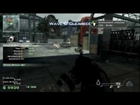 CALL OF DUTY MODERN WARFARE 3 BIRDIE ACHIEVEMENT GUIDE
