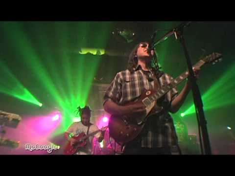 "TRIBAL SEEDS ""Beautiful Mysterious"" - live @ Cervantes"