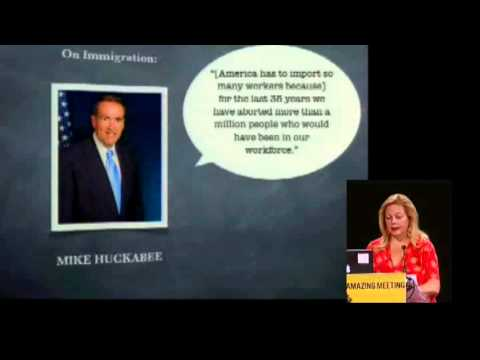 The Truth Behind Washington: Edwina Rogers TAM 2013