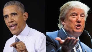 Foreign Policy: Where Obama and Trump can sound similar - CNN