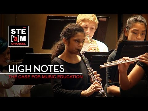 High Notes: The Case for Music Education