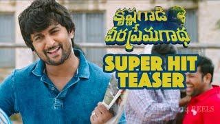 Krishnagadi Veera Prema Gadha Super Hit Trailer - Nani | Mehrene kaur | Hanu Raghavapudi - 14REELS
