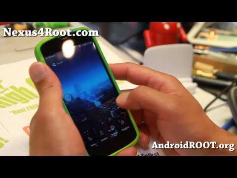 MIUI ROM V5 for Nexus 4!