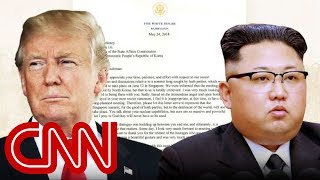 Trump cancels summit with North Korea - CNN