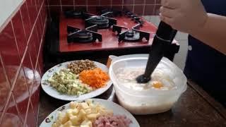 Casa dos Aposentados/as: Tortinha da Vovó com a chef Taís Picchi Ferrarezi.