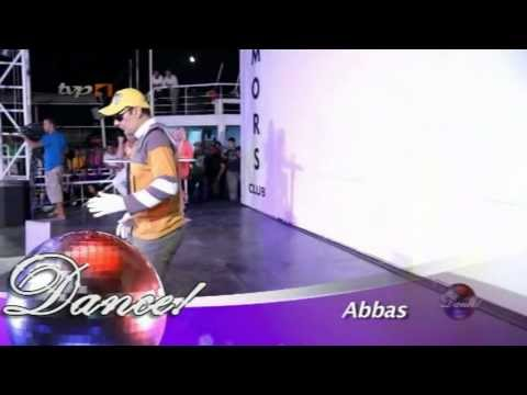 Abbas   Semi Final Dance Competitions of TVPersia 1   Antalya  Serie 3