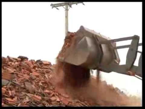 Resíduos de cerâmica vermelha - Band Cidade - 3 de dezembro
