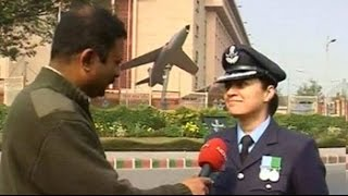 Hope this inspires more women to join the forces, says Wing Commander Puja Thakur to NDTV - NDTV