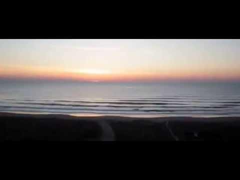 Amanecer desde el Hotel Playas de Guardamar