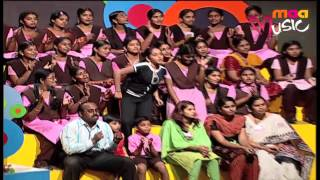 Super Singer 2 Episode 6 : Sugandhini Performance ( Shakalaka Baby ) - MAAMUSIC