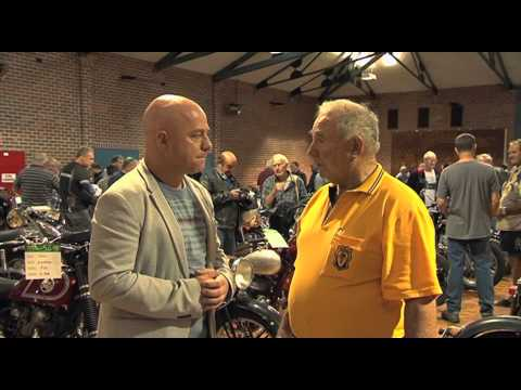 ZoomTV on 7mate Ep 6 Vintage Motorcycle Club of WA Swap Meet