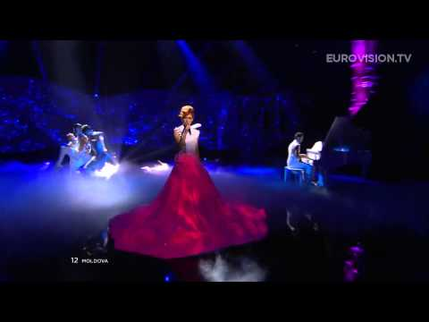 Aliona Moon - O Mie (Moldova) - LIVE - 2013 Semi-Final (1)