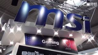 CeBIT 2011: MSI Stand & HD6990, GTX580 Lightning, Big Bang Marshal