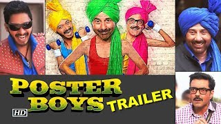 Poster Boys TRAILER   Deol Brothers back with Shreyas - IANSLIVE