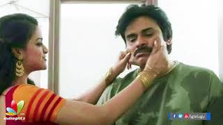 Pawan Kalyan and Keerthy Suresh in Agnyaathavaasi || #Agnyaathavaasi || #PSPK25 || Agnathavasi - IGTELUGU