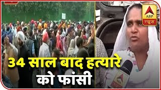Both Convicts Should Get Death Penalty, Says Anti-Sikh Riots Case Victim | ABP News - ABPNEWSTV