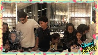 Mahesh Babu Daughter Sitara Birthday Celebration With Family Photos - RAJSHRITELUGU