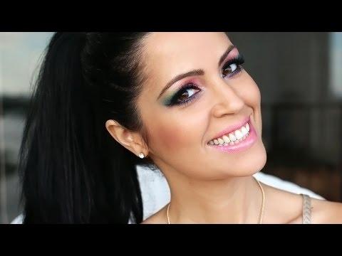 Maquillaje Colorido - Vice 3