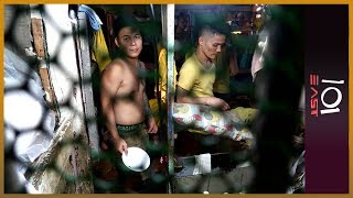 🇵🇭  The Philippines: Locked Up | 101 East - ALJAZEERAENGLISH