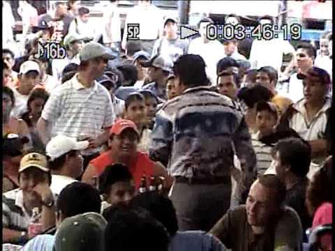 detras de camaras con walter villatoro en carnaval 2009