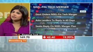 Countdown: MCA Draft Order To Merge NSEL, FTIL - BLOOMBERGUTV