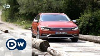 Taste it! VW Passat Alltrack | Drive it! - DEUTSCHEWELLEENGLISH