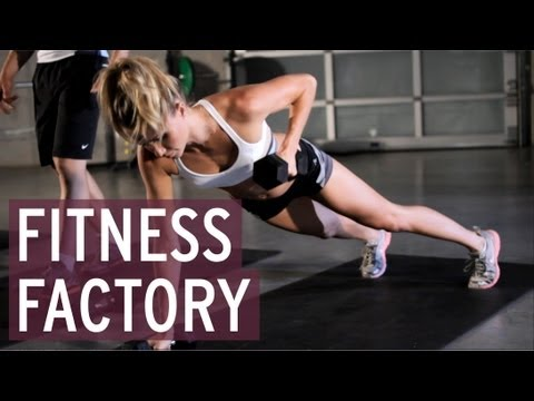 Fitness Factory – XFIT Daily