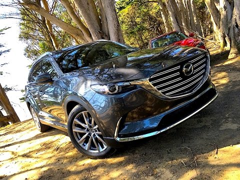 2016 Mazda CX-9 FIRST DRIVE REVIEW (2 of 3)