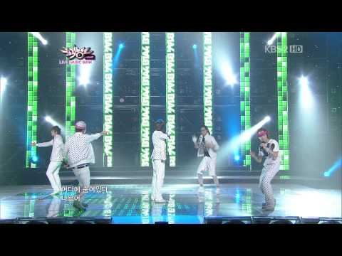 [110429] B1A4 - OK (Debut Stage)