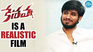 Keshava Is A Realistic Film - Ritu Varma || Talking Movies With iDream || #Keshava - IDREAMMOVIES