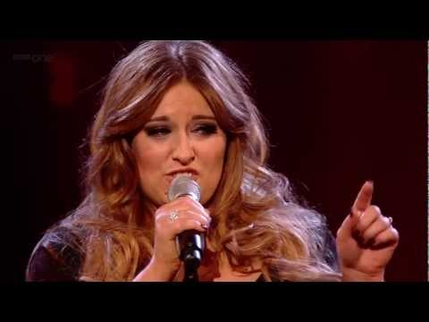 LEANNE MITCHELL 'It's A Man's Man's Man's World' The Voice UK