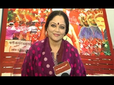 Tanvi Azmi Talks About 'Dekh Tamasha Dekh' | Interview | Satish Kaushik, Feroz Abbas Khan