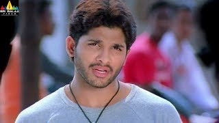Bunny Movie Allu Arjun Comedy with Prakash Raj | Telugu Movie Scenes | Sri Balaji Video - SRIBALAJIMOVIES