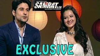 Samrat & Co. Movie Actors Rajeev Khandelwal and Madalasa Sharma EXCLUSIVE Interview - Full Episode