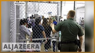 🇺🇸 Audio captures cries of children taken from parents at US border | Al Jazeera English - ALJAZEERAENGLISH