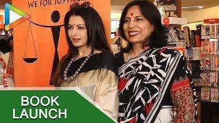 Abha Singh at her Book Launch Stree–Dasha Aur Disha with Gul Panag, Poonam Dhillon & Bhagyashree 01 - HUNGAMA