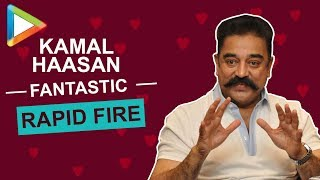 "Kamal Haasan: ""Become the change, everybody has to..."" - HUNGAMA"