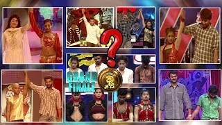 and the winner is ...? Dhee Jodi Grand Finale  Promo - Dhee 11 - 11th September 2019 - Mallemalatv - MALLEMALATV