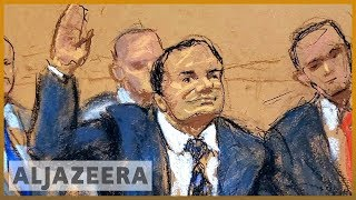🇺🇸US trial of Mexico's 'El Chapo' to begin amid heavy security | Al Jazeera English - ALJAZEERAENGLISH