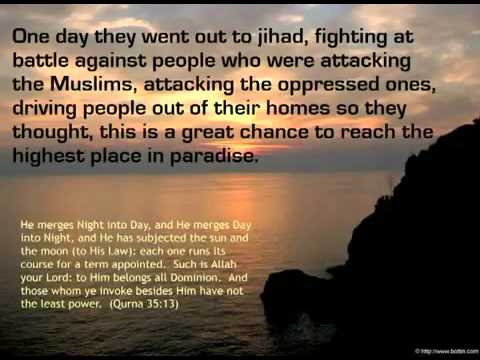 Fighting For Jannah