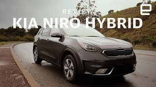 Kia Niro Hybrid review - ENGADGET