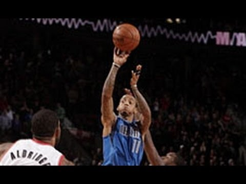Damian Lillard's Clutch 3 Beat By Monta Ellis' Game Winner