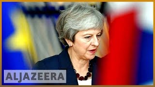 🇬🇧May 'to consider' extending UK's post-Brexit transition period l Al Jazeera English - ALJAZEERAENGLISH