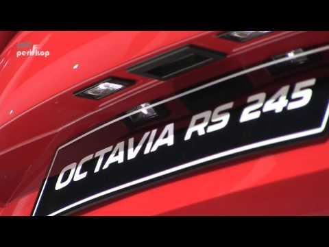 Autoperiskop.cz  – Výjimečný pohled na auta - VIDEO – Škoda Octavia RS 245 – Ženeva 2017