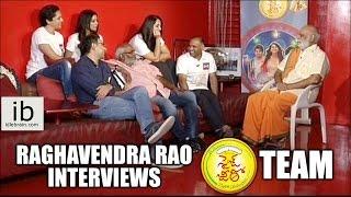 Raghavendra Rao interviews Size Zero team - idlebrain.com - IDLEBRAINLIVE