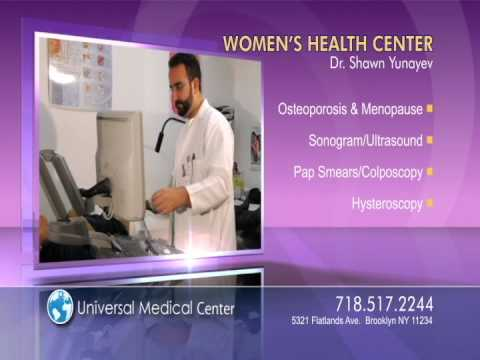 Universal Medical - Gynecology Edition - Infomercial Video