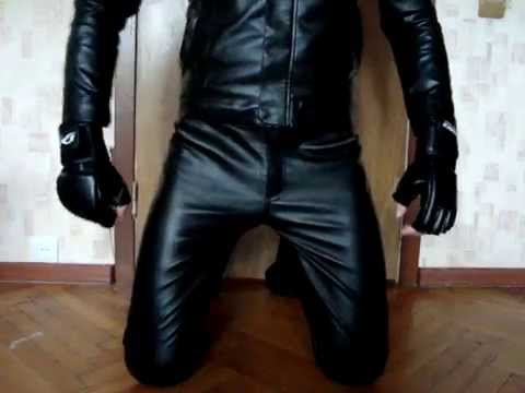 Gut punch in leather 3