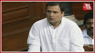 'PM Modi चौकीदार नहीं, भागीदार है' मोदी पर राहुल का हमला | Rahul Gandhi Full Speech - AAJTAKTV