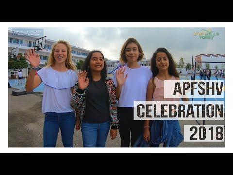 APFSHV Celebration 2018